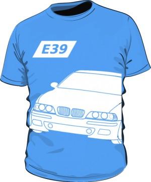 E39 Koszulka Błękitna
