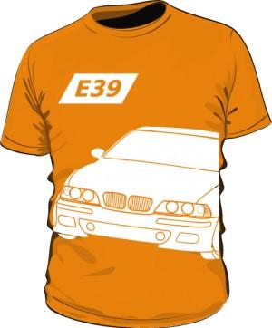 E39 Koszulka Pomarańczowa