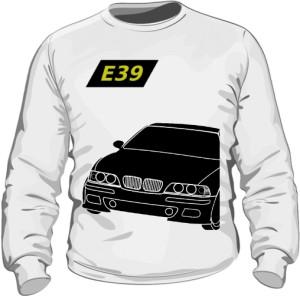 E39 Bluza Biała