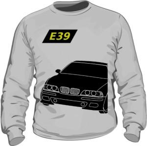 E39 Bluza Szara