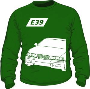 E39 Bluza Zielona