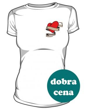 Koszulka Damska  Wysoka Gryfińska
