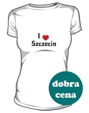 Koszulka Damska Szczecin