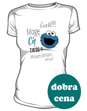 Ciasteczkowa Koszulka z humorem 2