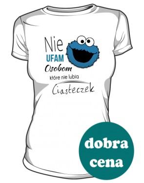 Ciasteczkowa Koszulka z humorem 3