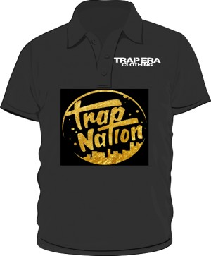 koszulka trap gold