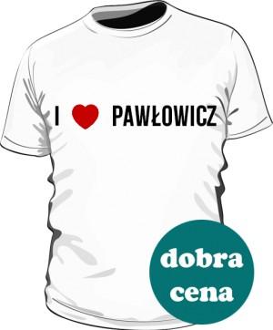 koszulka pawłowicz biała