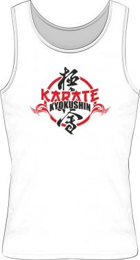 KARATE KYOKUSHIN KANJI