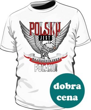 POLSKA Najważniejsza koszulka męska