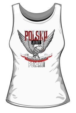 POLSKA Najważniejsza Top Damski