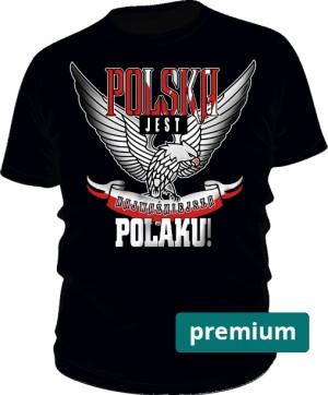 POLSKA Najważniejsza Premium Męska