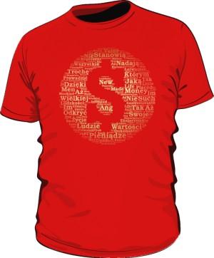 Money and Gold Kolor koszulka męska