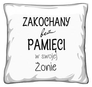 Zakochana poduszka dla Niego