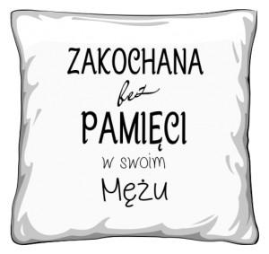 Zakochana poduszka dla Niej