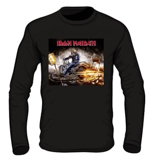 Longsleeve Iron Maiden ETERNITY