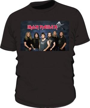 Koszulka Iron Maiden zespół