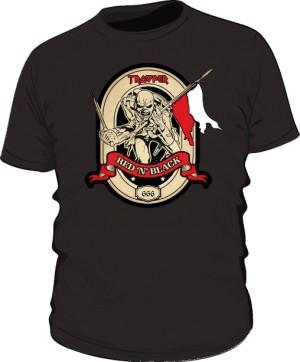 Koszulka Iron Maiden TROOPER