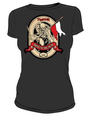 Koszulka TROOPER damska
