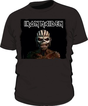 Koszulka Iron Maiden THE BOOKOF SOULS