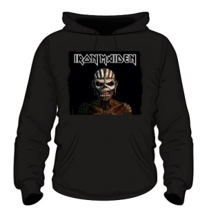 Bluza z kapturem Iron Maiden