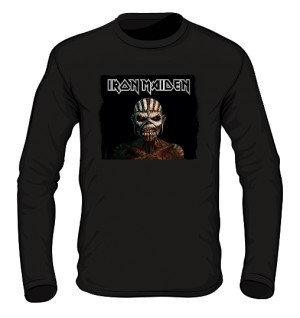 Longsleeve Iron Maiden THE BOOK OF SOULS