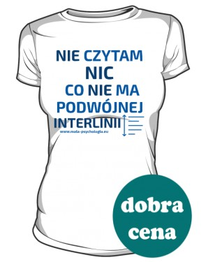 Koszulka promotora damska