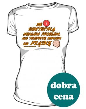 Koszulka psychologa damska