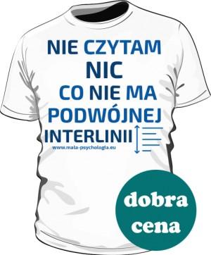 Koszulka promotora męska