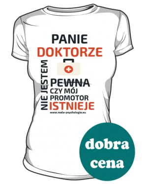 Koszulka studentki