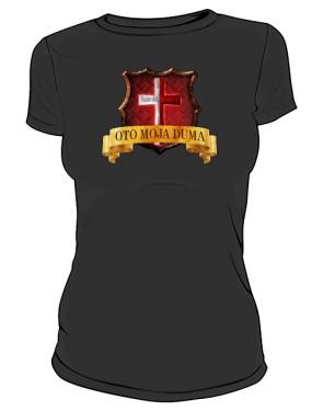 Koszulka z nadrukiem 198543