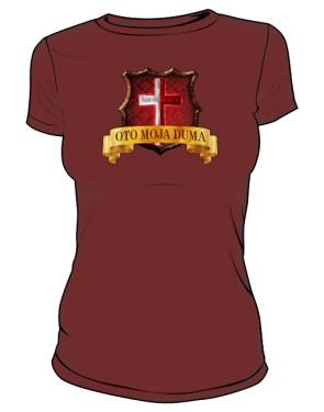 Koszulka z nadrukiem 198544