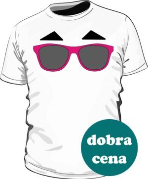 Darren Criss koszulka biała męska