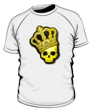 Sportowa koszulka GB