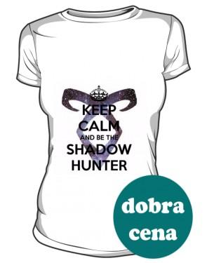 Koszulka biała Shadowhunters damska
