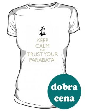 Koszulka biała Dary Anioła damska