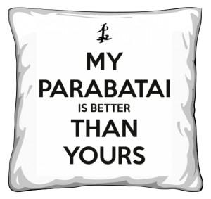 Poduszka Dary Anioła Parabatai