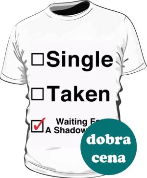 Koszulka biała Dary Anioła męska