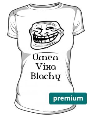 Omen koszulka Damska premium