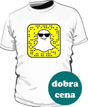 Social Media tshirt męski