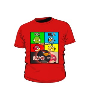 Bomb koszulka chłopięca