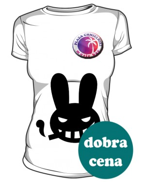 Koszulka Damska Biała Chmielniki