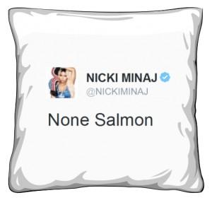 None Salmon