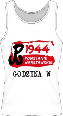 Koszulka bez rękawów męska 1944