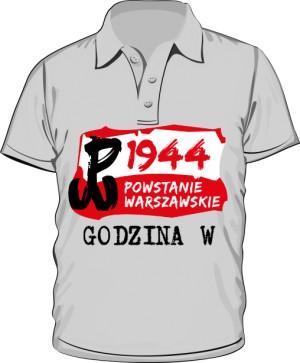 Koszulka polo męska 1944