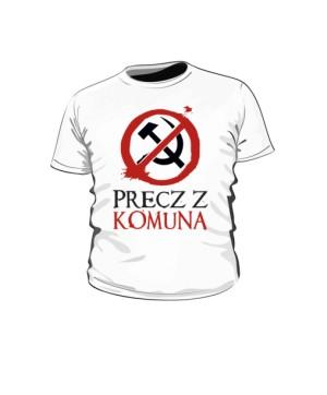 Koszulka dziecięca Precz z Komuną