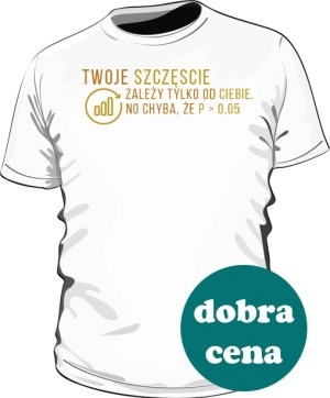 Koszulka badacza męska
