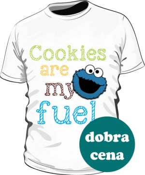 Cookies are my fuel