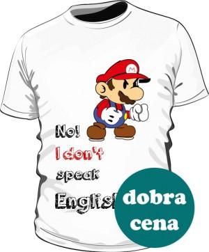 I dont speak English 1