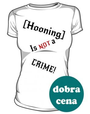 KSX Hooning Damski T shirt