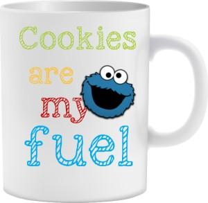 Kubek Cookies are my fuel